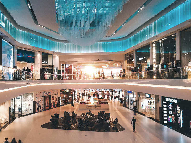 Shopping Malls Industry